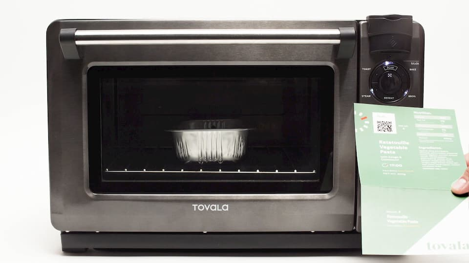 Tovala Smart Oven - Meals