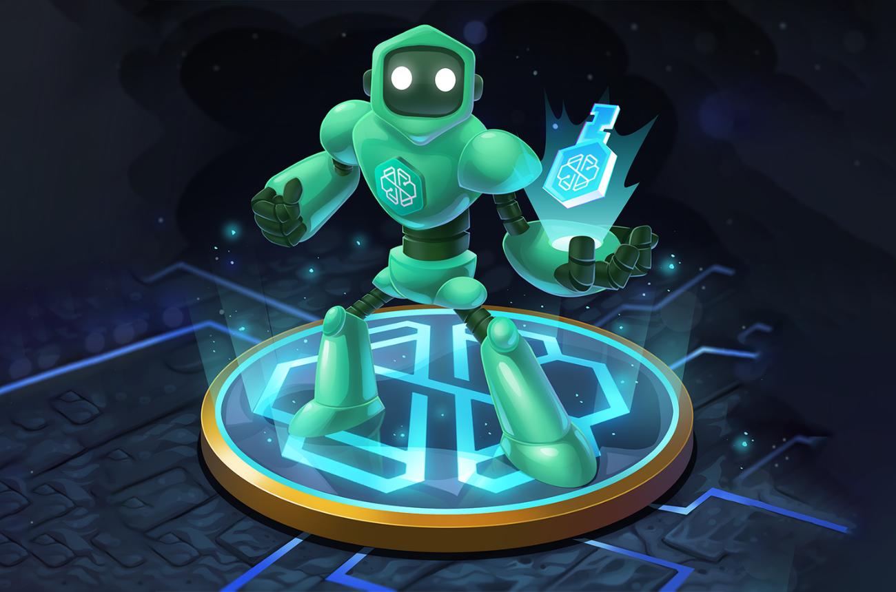 Cyborg's Quest:クロスゲームイベントの夜明けへようこそ!