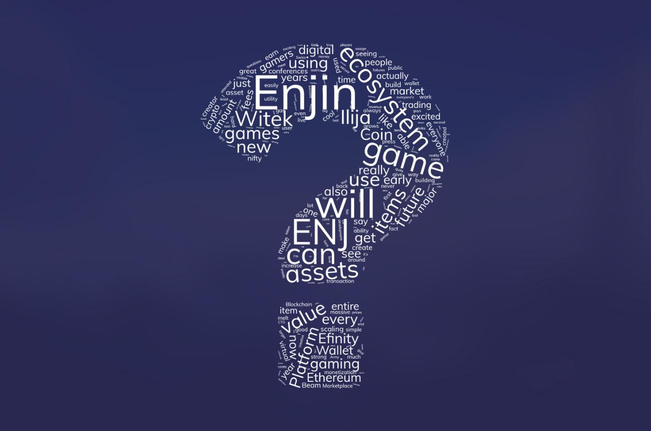 Enjin AMA with Crypto.com