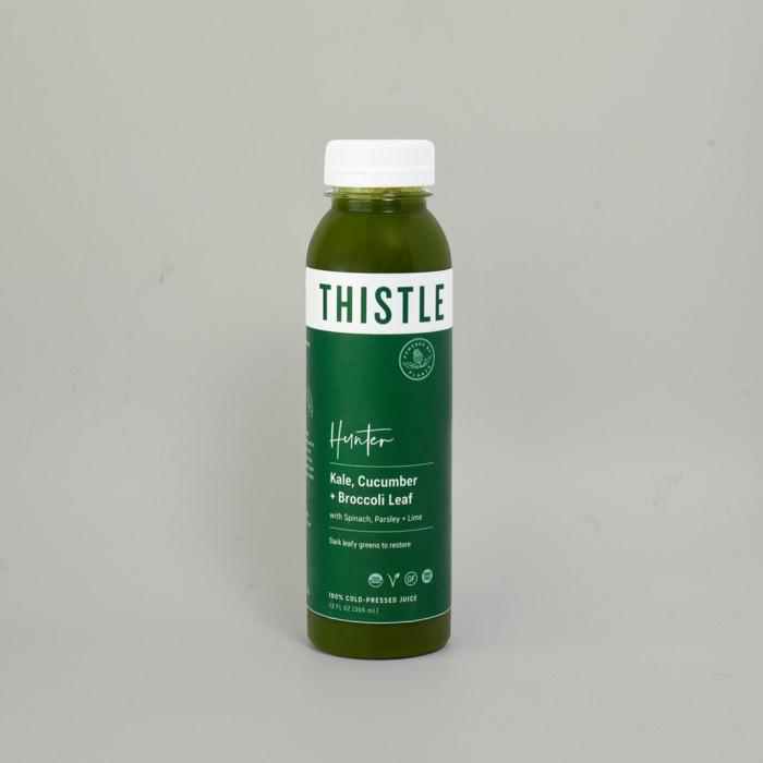 thistle hunter juice