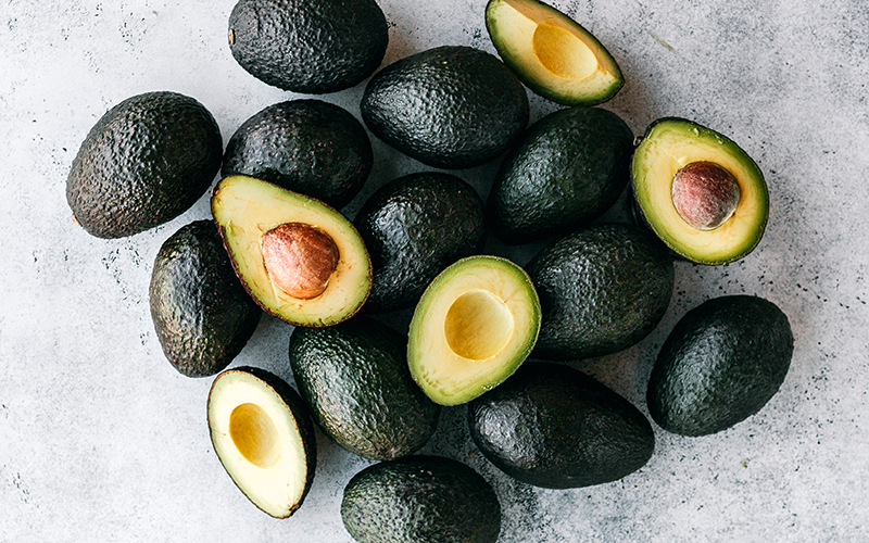 Avocados classify as a detox food because they lower cholesterol and blood sugar.