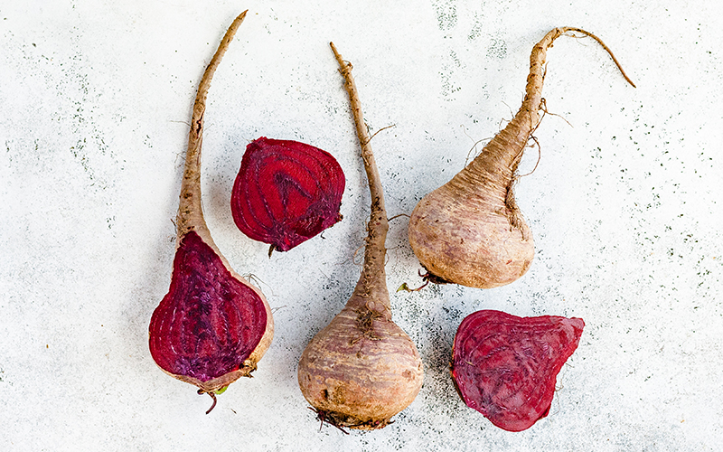 Nothing can beat beets, when it comes to detox foods.