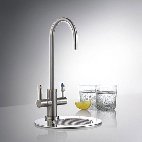 sparkling water tap