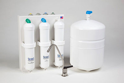 4 stage reverse osmosis purifier WP6004