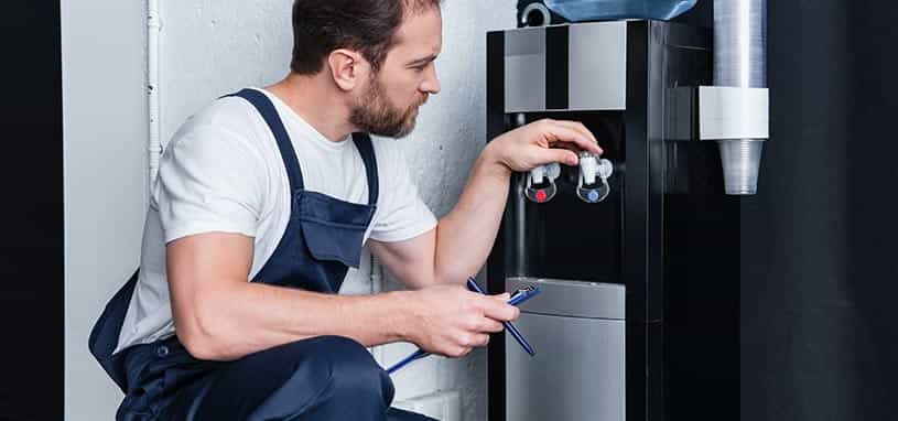 water cooler repair tips