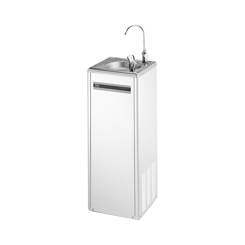 Zip EconoMaster Drinking Fountain 60 White Powder Coated Steel