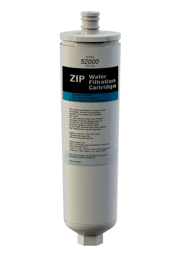 Zip 5 Micron Double Action Replacement Filter 52000