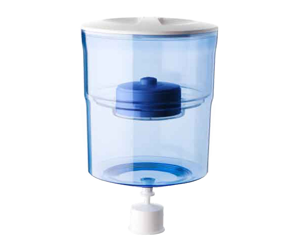 Aquaport Replacement Top Filled Bottle With Single Disc Filter