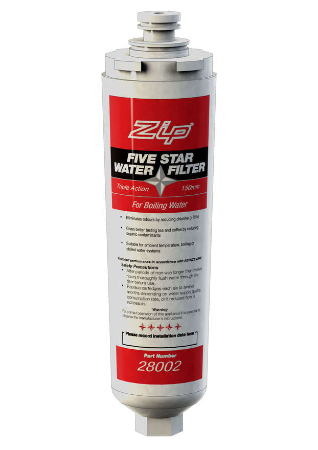 Zip 5 Micron Triple Action Replacement Filter 28002