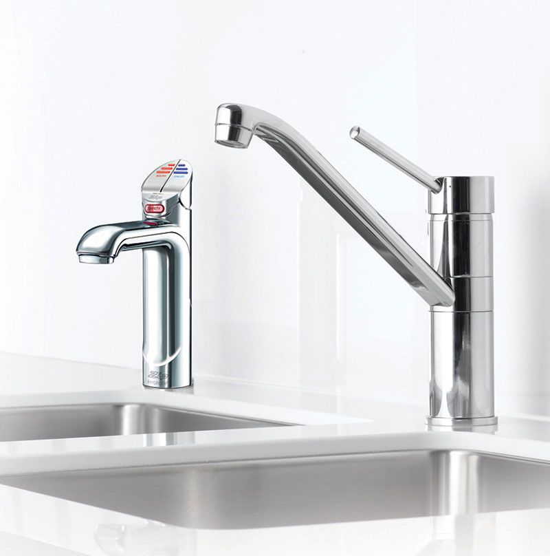 Zip Hydrotap Five in One 160/175 Classic Boiling, Sparkling & Chilled + Mains Hot & Cold (Commercial)