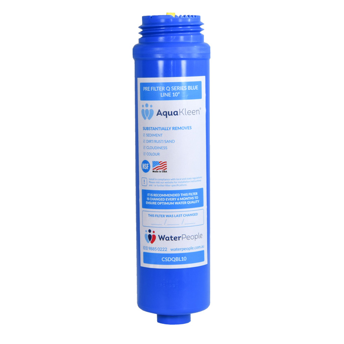 Aquakleen Sediment Q Series Blue Line
