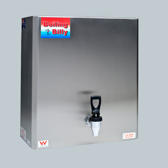 Boiling Billy Economy On Wall Boiler 7.5 Litre Stainless Steel