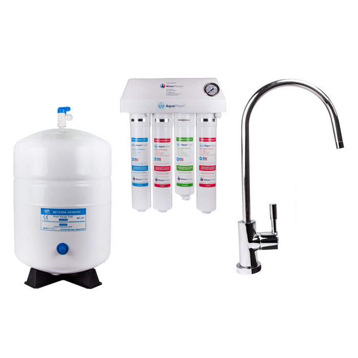 Aquakleen Safety Seal Reverse Osmosis Water Purification System