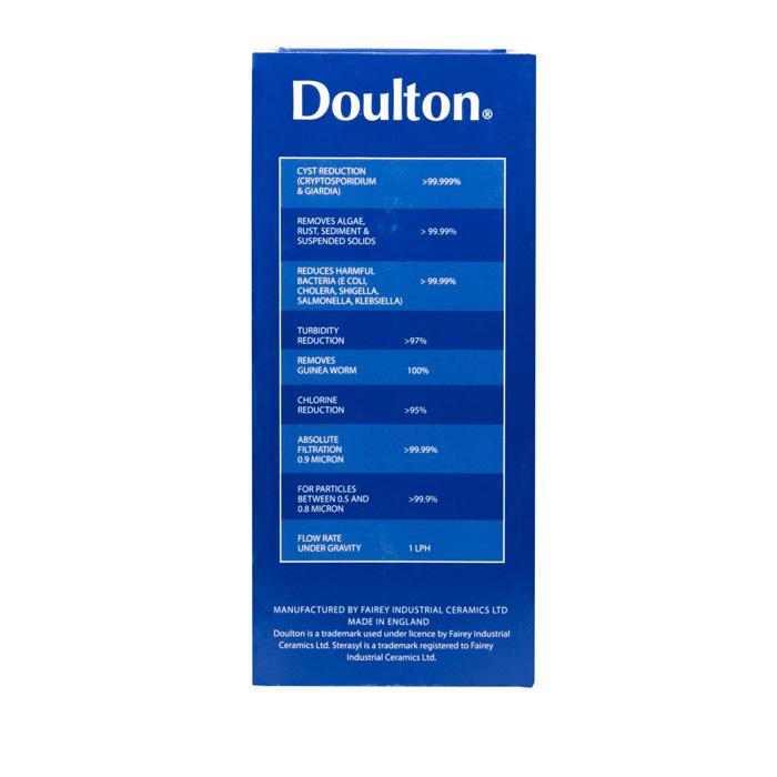 Doulton Standard Ceramic Filter Cartridge For Crock