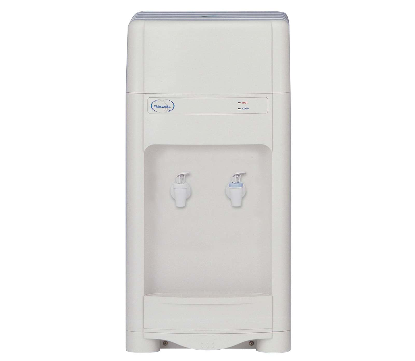 Waterlux Mains Water Cooler Chilled & Ambient Bench Mounted