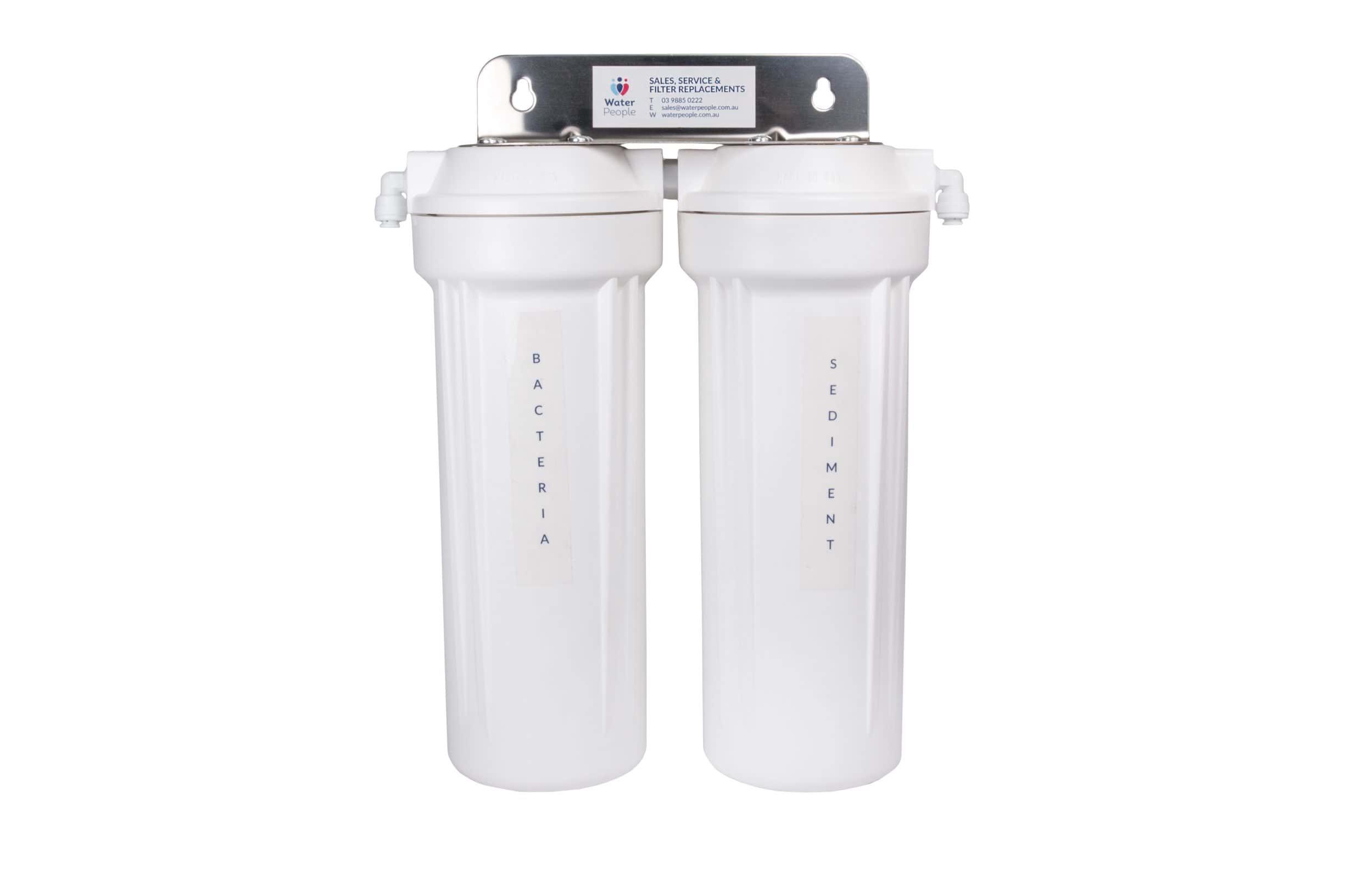 Aquakleen Twin Bacteria Filter System