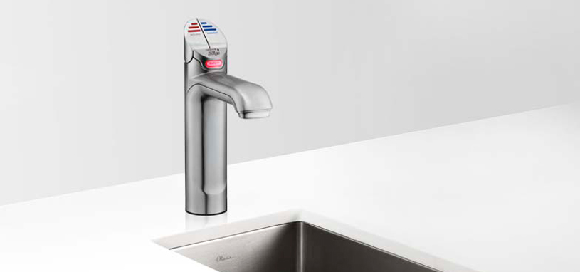 boiling sparkling and chilled tap