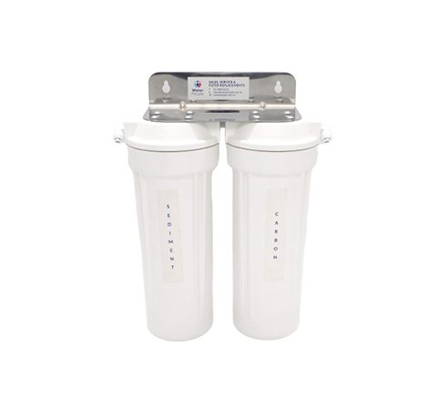 Aquakleen Twin Virus Plus Filter System