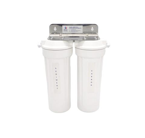 Aquakleen Twin Virus Plus Filter System