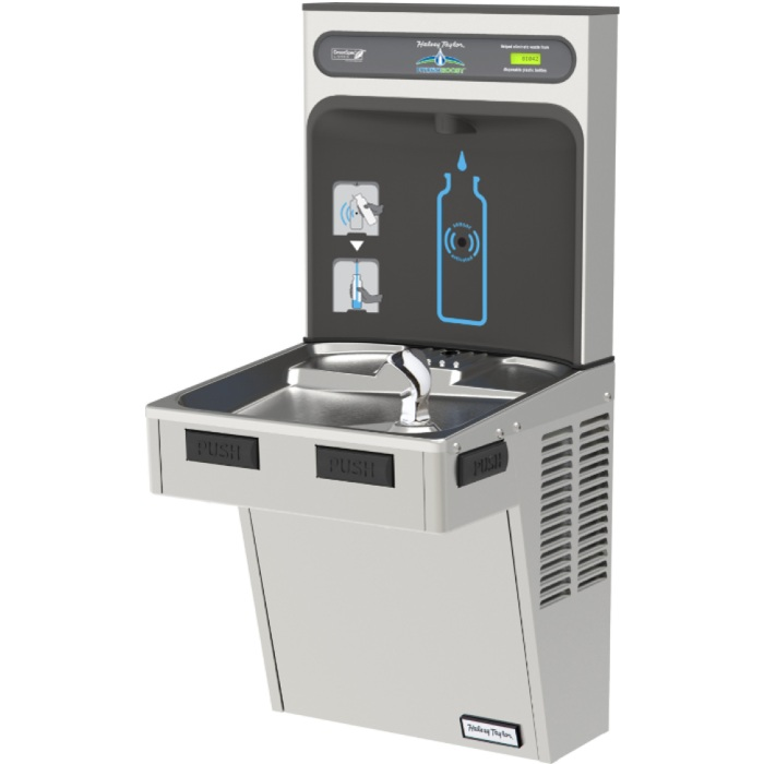 Touch Free Drinking Fountains