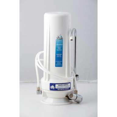 Aquakleen Bacteria+ Countertop Water Filter System