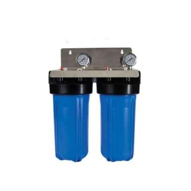 "Aquakleen Big Blue High Flow Twin 10"""