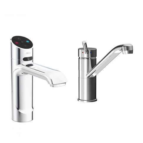 Zip Hydrotap G5 Four in One BCHA60 Boiling & Chilled + Mains Hot & Cold (Commercial)