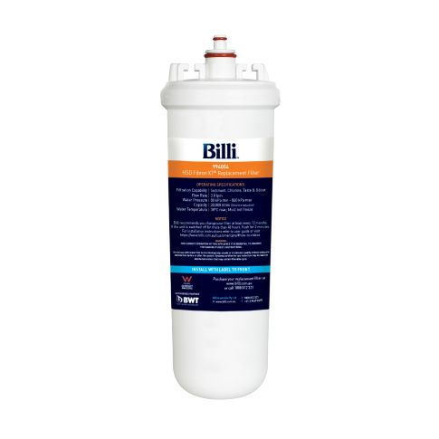 Billi 994054 HSD 10 micron Replacement Filter Cartridge