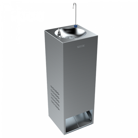 Britex Foot Pedal Activated Touch Free Drinking Fountain