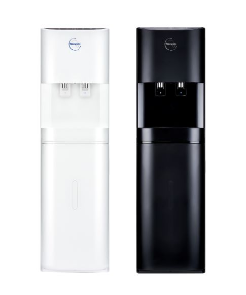NEW Waterlux Mains Water Cooler Chilled & Hot Floor Standing - D25 Series