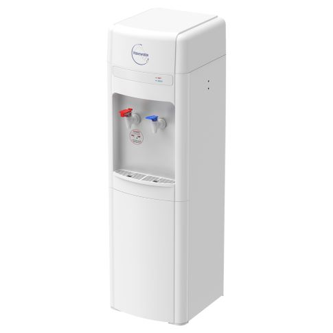 Waterlux Mains Water Cooler Chilled & Hot Floor Standing - D5CH