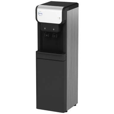 Waterlux Trend Mains Water Cooler Chilled & Ambient Floor Standing - D19C