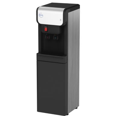 Waterlux Trend Mains Water Cooler Chilled And Hot Floor Standing - D19CH