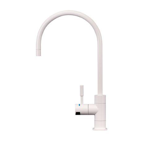 Puretec Gloss White Filter Tap - LED