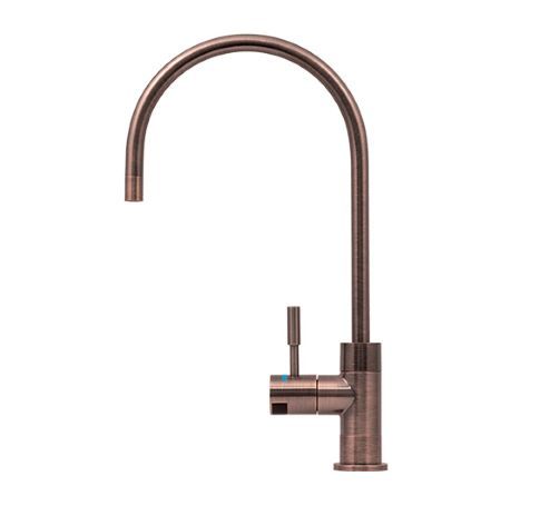 Puretec Antique Rose Gold Filter Tap - LED