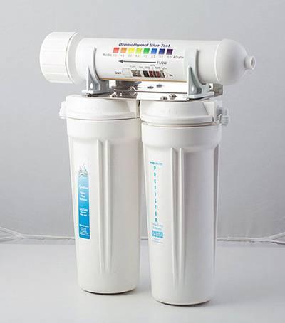 alkaliser system