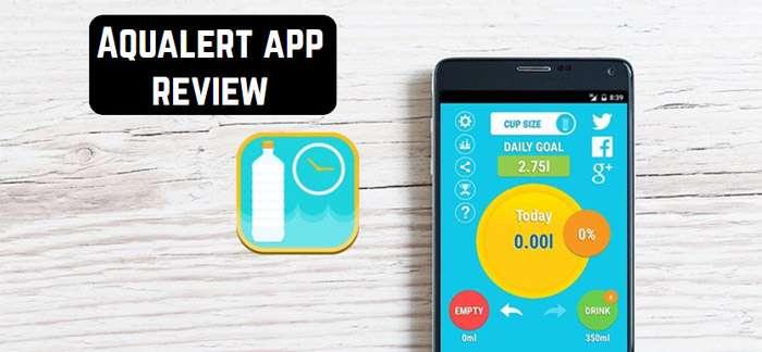 aqualert app