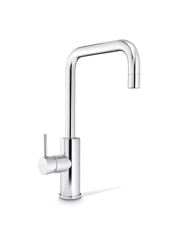 Zip Mixer Tap, Hot & Cold (Mains Only), Cube (Residential)