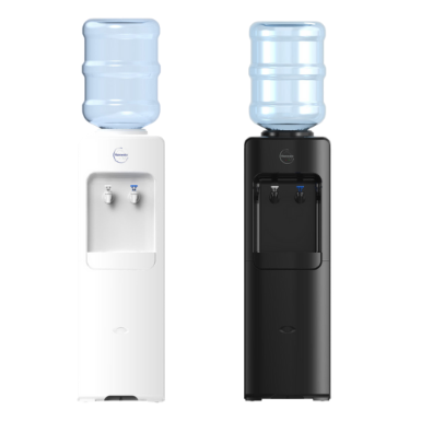 NEW Waterlux Top Filled Bottled Water Cooler Chilled & Ambient Floor Standing - B26C