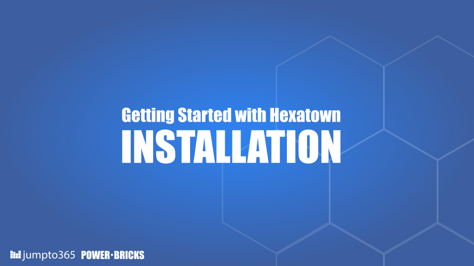 HEXATOWN is a foundational part of PowerBricks. Learn how you can review code and the install and integrate the code