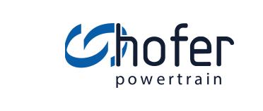 hofer powertrain logo on background