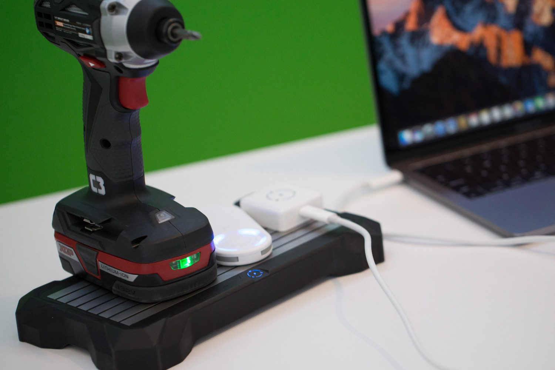 Craftsman power tool on FLIsurface