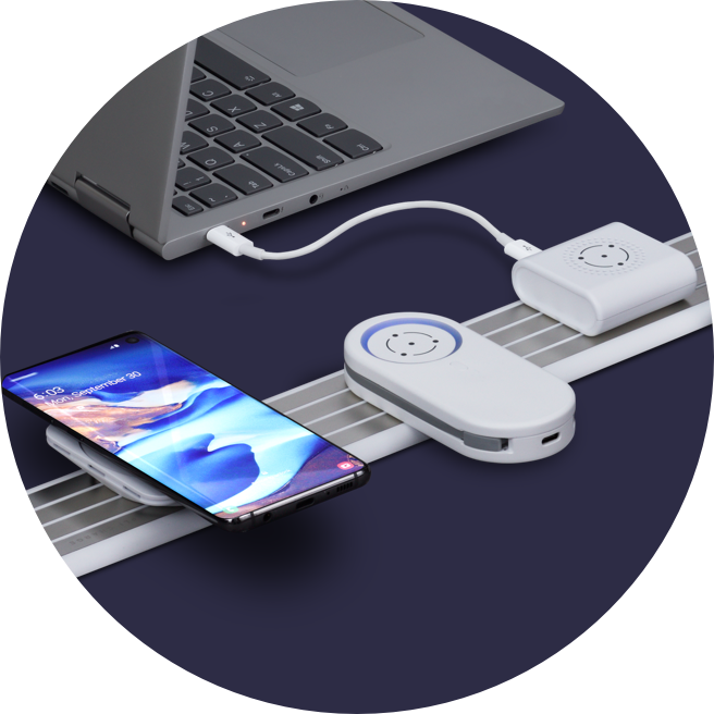 FLIsurface with devices