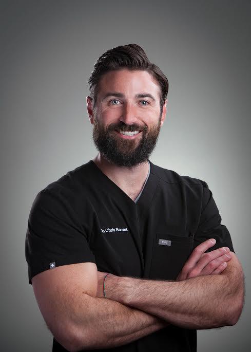 Dr. Chris Barrett