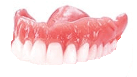 Ultimate upper arch denture