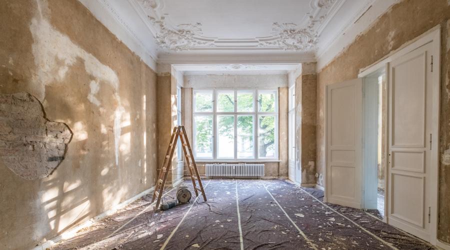 Renovera lägenhet