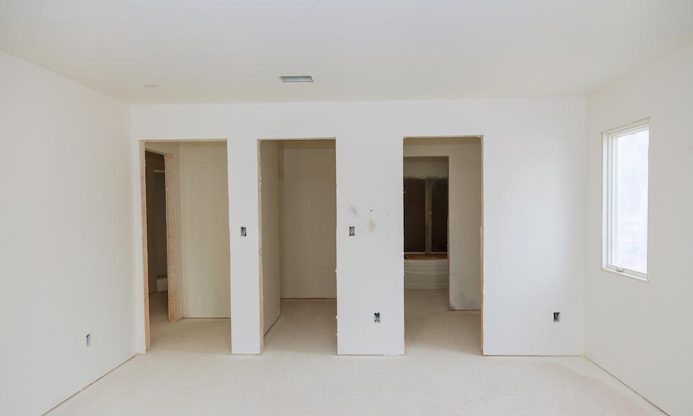 Bygga om hus