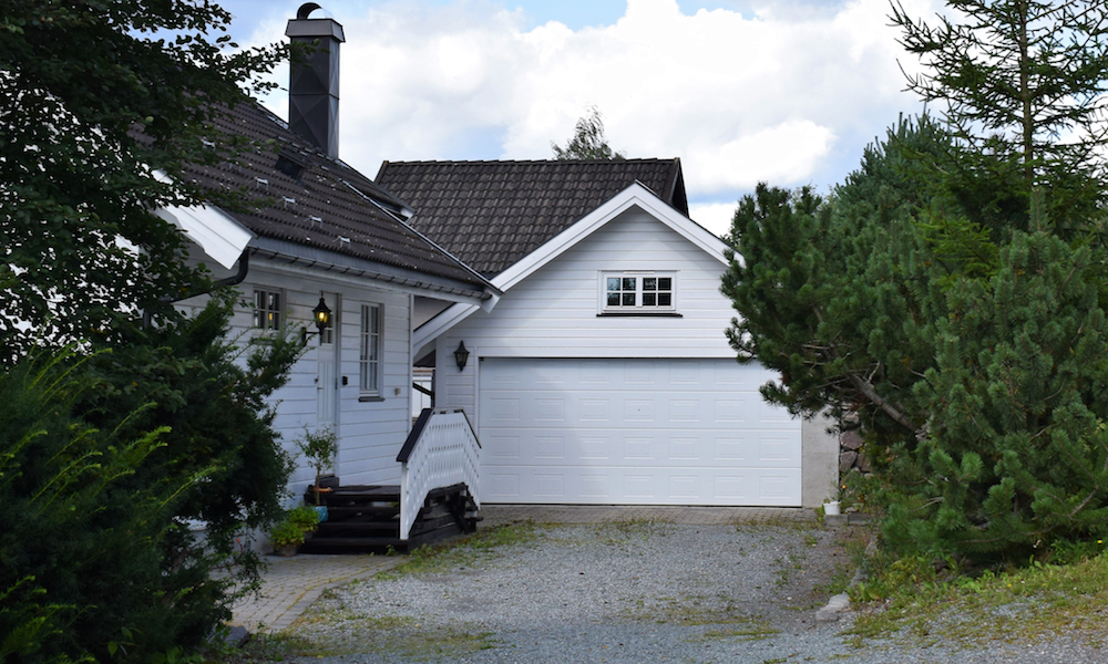 Bygga garage