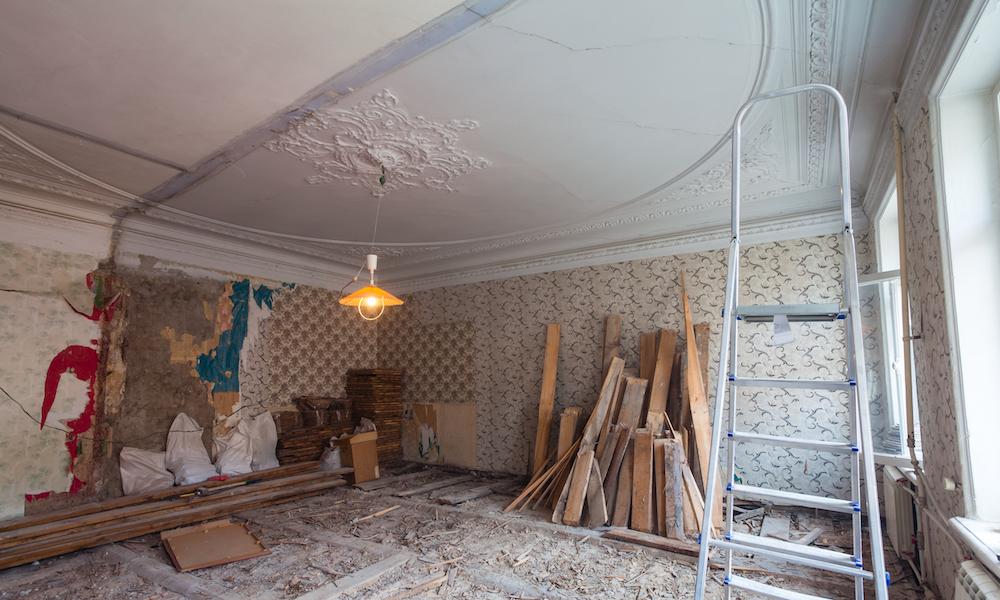 Renovera hus Stockholm