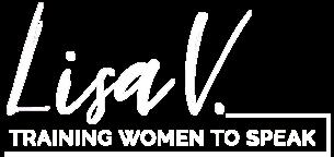 Lisa Vanderkwaak White Logo